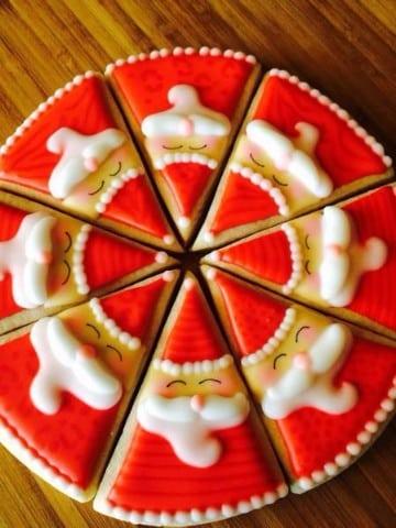 galletas de navidad decoradas recetas
