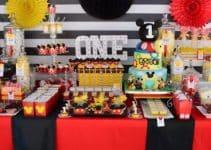 Motivos, temas e ideas para cumpleaños de un año