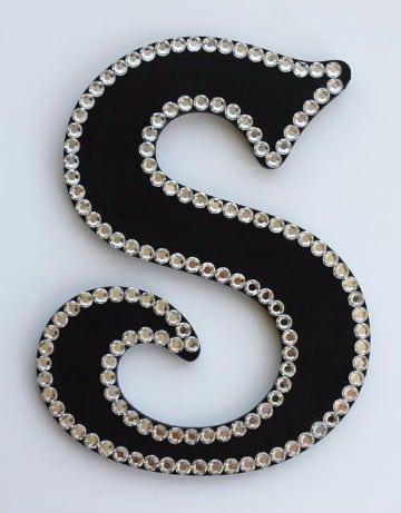letras decoradas para imprimir individuales