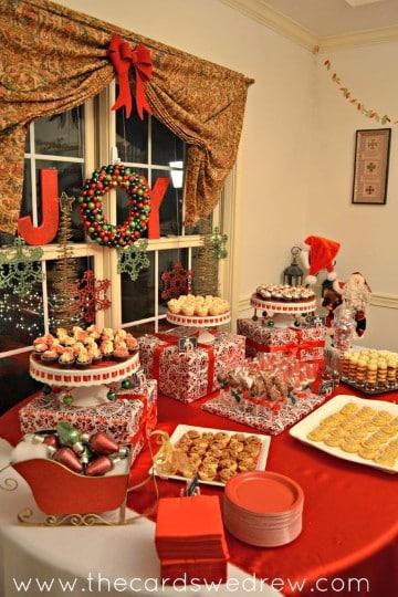 Mesas decoradas para navidad sencillas y originales - Casas decoradas en navidad ...