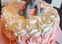Ideas para preparar y decorar queques para baby shower