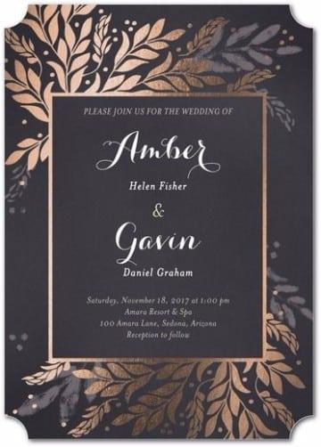 tarjetas de invitacion para casamiento para imprimir