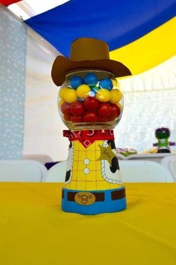 centros de mesa de toy story fiestas infantiles