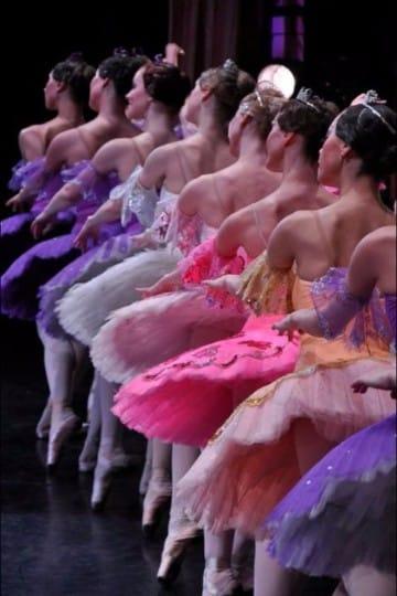 como hacer tutus de colores para ballet