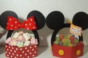 4 creativos cotillones de mickey mouse para fiestas de niños