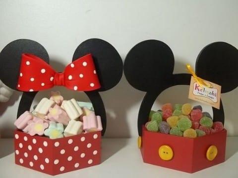 cotillones de mickey mouse bebe