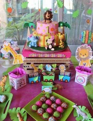 cumpleaños infantiles tematicos ideas
