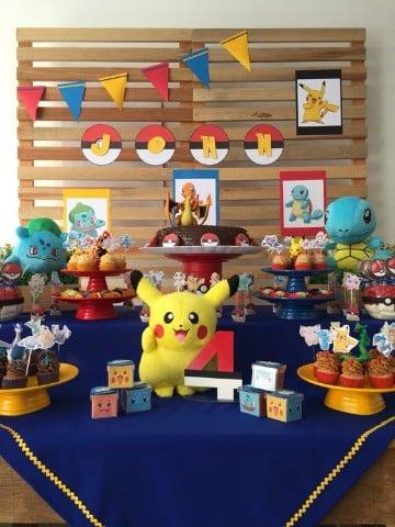 cumpleaños infantiles tematicos para niños