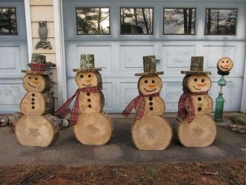decoraciones navideñas para exteriores de casa