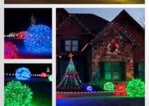 Ideas originales de decoraciones navideñas para exteriores