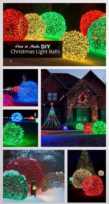 decoraciones navideñas para exteriores de jardin
