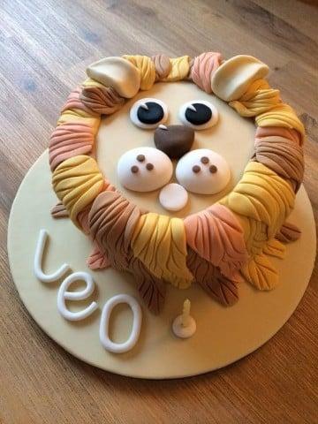 diseños de tortas infantiles faciles