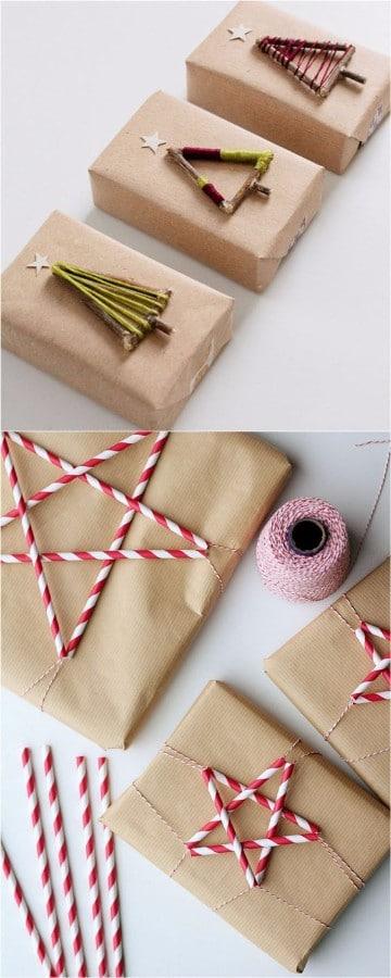 envolturas de regalos creativas para niños