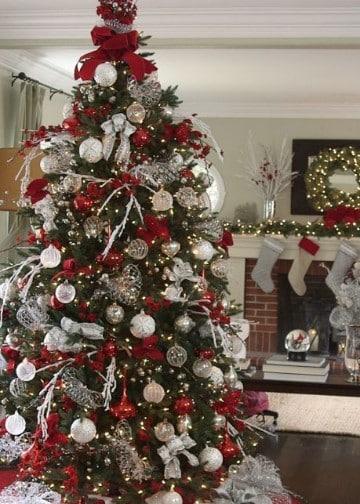 fotos de arbolitos de navidad paso a paso
