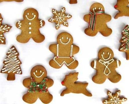 imagenes de galletas de jengibre muñeco