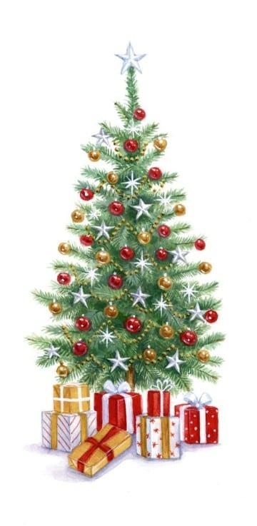 imagenes de pinos navideños 2016
