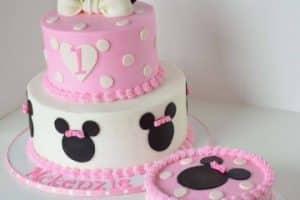 Imagenes con diseños de pasteles de fondant para niños