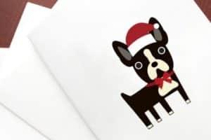 Imagenes con ideas de postales de navidad para imprimir