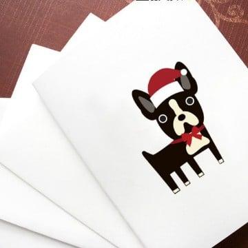 postales de navidad para imprimir originales