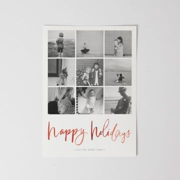 postales navideñas personalizadas online