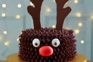 Ideas de como hacer tortas decoradas de navidad