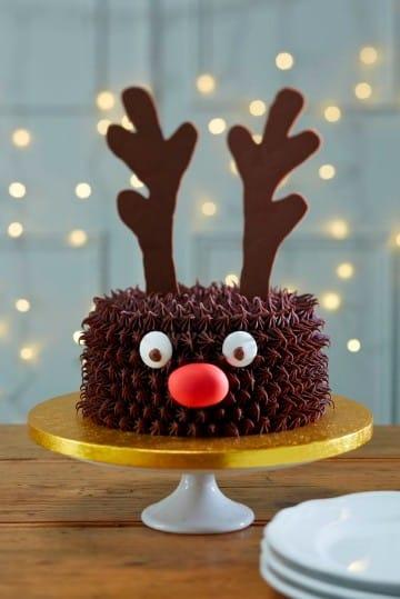 tortas decoradas de navidad imagenes