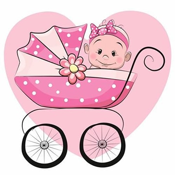 imagenes animadas de bebes para baby shower