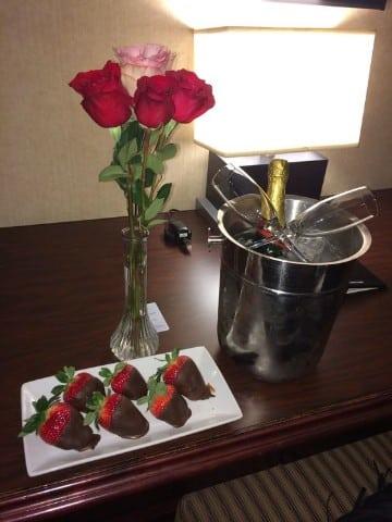 cenas romanticas en casa especial