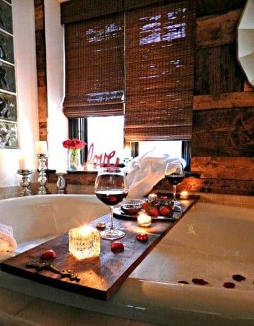 Ideas faciles para organizar cenas romanticas en casa - Cena romantica a casa ...