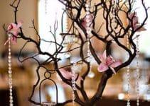Como hacer hermosos centros de mesa con ramas