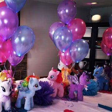 centros de mesa de my little pony ideas