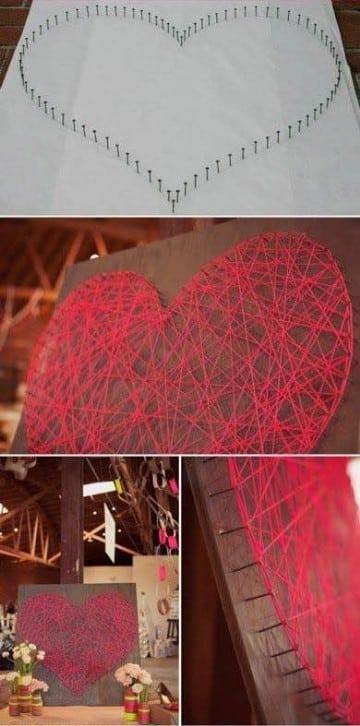 decoraciones de san valentin manualidades