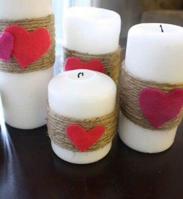 decoraciones de san valentin pareja