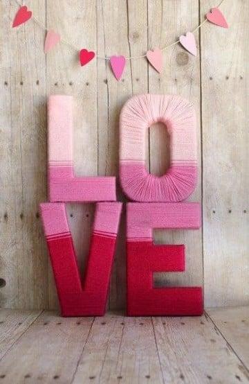 decoraciones de san valentin romanticas
