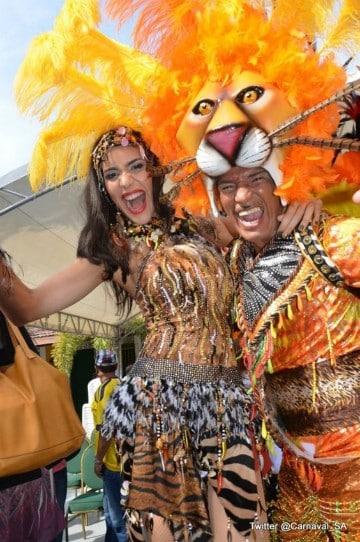fiestas tradicionales de colombia carnavales