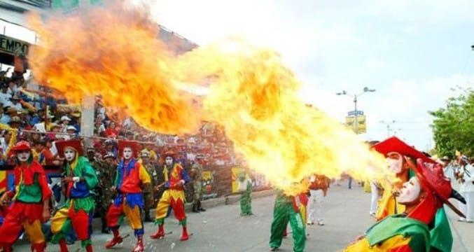 fiestas tradicionales de colombia principales