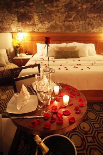 Imagenes con fotos de cenas romanticas para inspirarse - Cena romantica in casa ...
