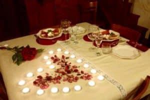 Imagenes con fotos de cenas romanticas para inspirarse