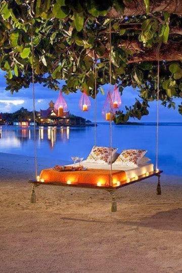 ideas para una noche romantica sensual