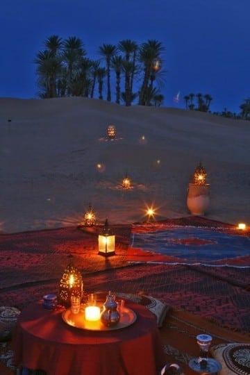 ideas para una noche romantica tips