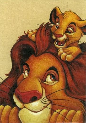 imagenes de el rey leon 2