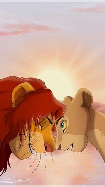 imagenes de el rey leon bebe