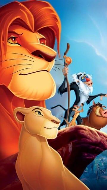 imagenes de el rey leon para descargar