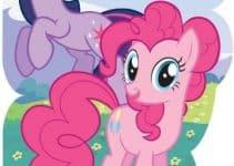 Invitaciones de my little pony para fiestas de niñas