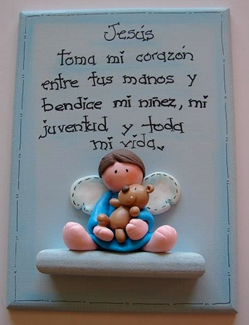 oraciones para baby shower niño