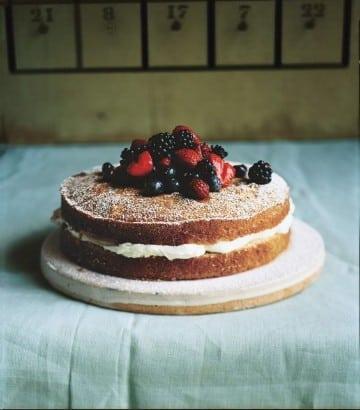 rellenos para tortas infantiles faciles