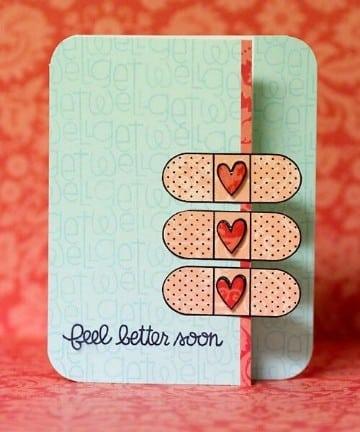 tarjetas de amor hechas a mano creativas