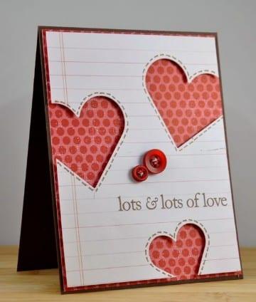 tarjetas de san valentin para amigos amor y amistad