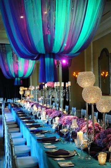 adornos para salon de fiestas dulces 16