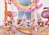 Ideas de decoracion y arreglos para cumpleaños de niña